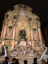 Art of the Nuit Blanche festival