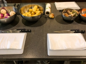 Getting started at La Cuisine