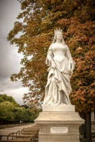 I loved how many statues celebrated women in Paris